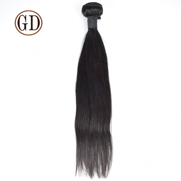 Hot Selling No Shedding Unprocessed Natural Color Can Be Dyed Premium Quality virgin brazilian hair