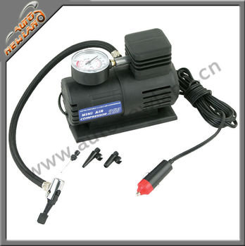 12V air compressor/car tire inflator