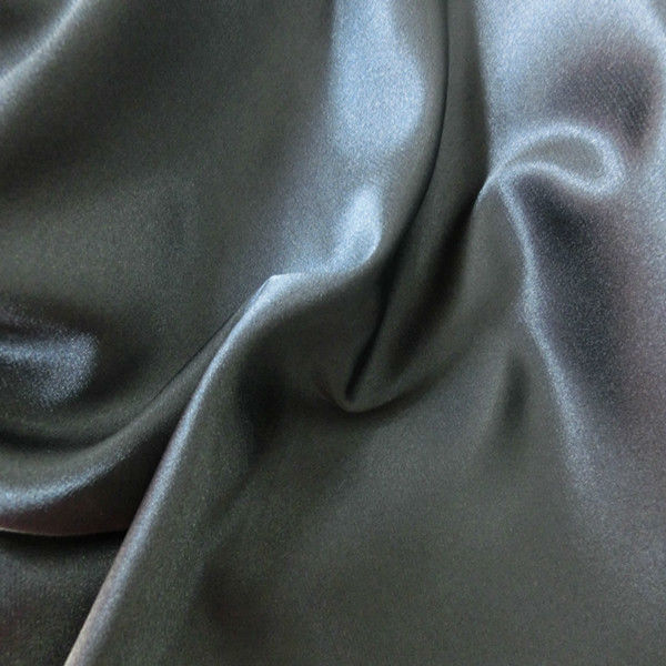 Poly Spandex Twist Satin Fabric
