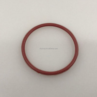 PTFE polyurethane seal shaft hole double sealing ring
