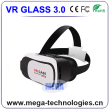 VR headset 3D glasses virtual reality 3D VR headset google cardboard glasses
