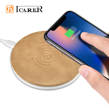 Desktop Induction Quick Wirless Cell Phone Fast Qi Wireless Charger For Samsung Galaxy A8 For Iphone