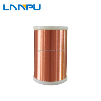 UL Certificate 0.025-4.0mm Magnet Enamel Copper Wire Price Per Meter