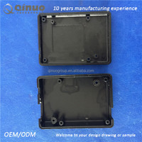 Shanghai plastic manufacture injection moulded ABS electronic enclosure