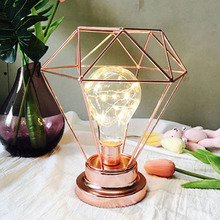 Many years factory modern turkish iron lighting modern table lamp