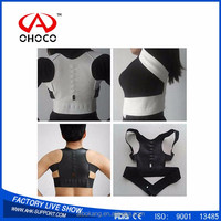 Promotional Hot product posture correction back and shoulder support belt for S-XXL