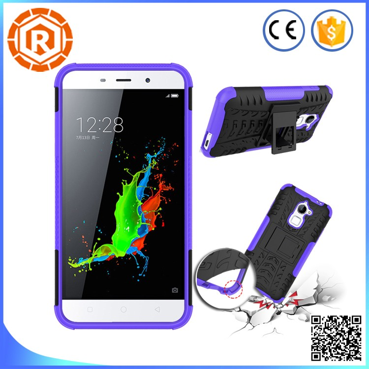 original case with kickstand for coolpad note 3 lite factory price