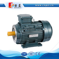 2 4 6 8 poles aluminum shell electric motor