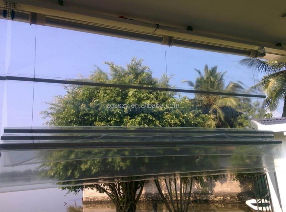 Outdoor Window Clear Pvc Blinds Waterproof Transparent Monsoon Blinds Buy Monsoon Blinds Pvc Clear Blinds Outdoor Clear Roller Blinds Product On Alibaba
