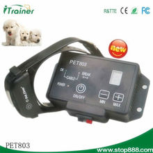 2013 newest small dog wireless fence in Good Quality PET 803