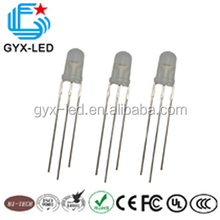 rgb Led 5mm Flashing Light Emitting Diodes