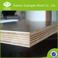 12mm 15mm 18mm Black/Brown tego film faced plywood manufacturers