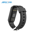 2017 APPSCOMM Smart Watch Touch Screen Bluetooth Smart Bracelet Heart Rate Monitor Watch for sale