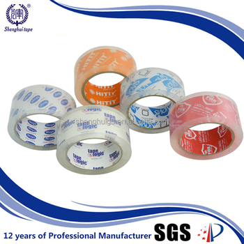 Alibaba Online No Bubbles Strong Adhesive	Super Clear Tape Manufacturers