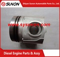 QSK45 diesel engine parts Iron piston 158.7mm 4066543