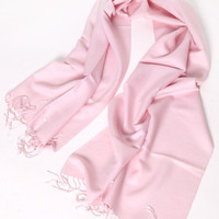 New Best Selling Plain Cashmere Silk
