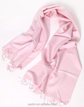 New best-selling plain cashmere silk blended scarf shawl