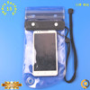 2015 Hot selling clear PVC waterproof case for Apple iphones