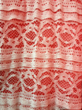 pg35 white lace fabric made in hangzhou
