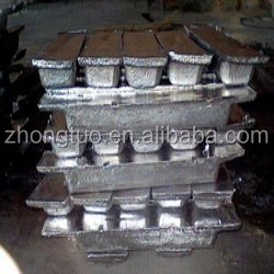China Lead Ingot Manufacturer Sale 99.99% Lead Ingot Gold Supplier