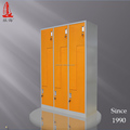 Modern Design Furniture Z Shape Large Clothing Lockers