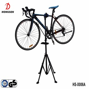 Bike work stand display folding bicycle bike stand repair bike quick stand