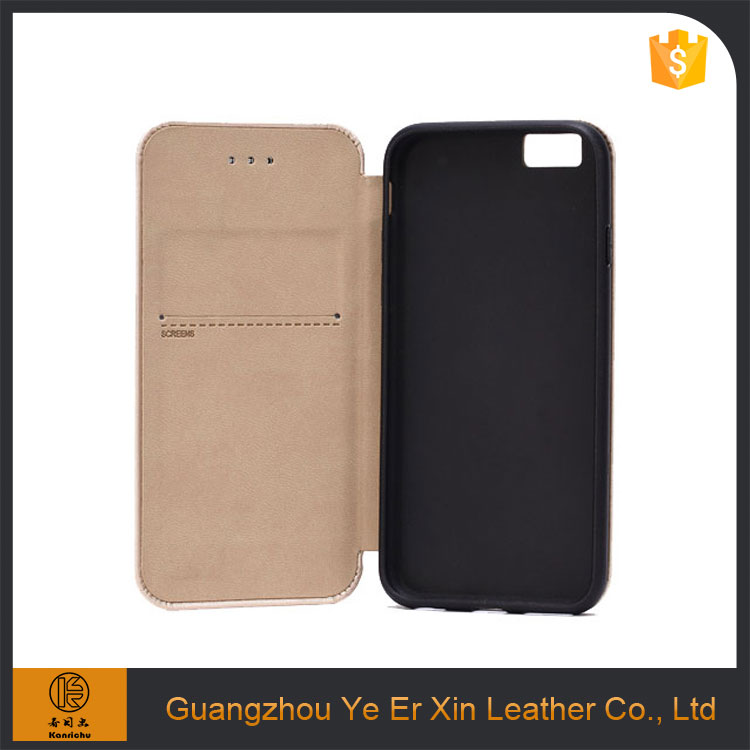 Best selling custom OEM/ODM mobile accessories leather cell phone case for iphone 7/7 plus