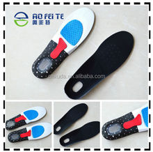 3D Orthotic EVA Foam Sport Anti-Odour Arch Heel Support Full Length Shoe Insoles