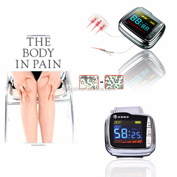 650nm wrist laser therapy equipment for hypertension and rhinitis cold laser therapy equipment