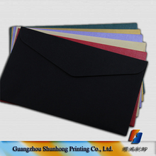 China factory cheap custom printed coin envelopes packaging/ paper envelope