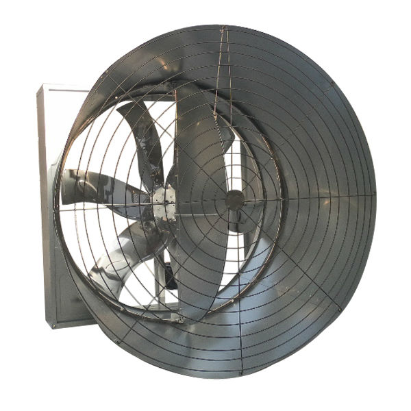 Butterfly Cone Fan for Poultry and Green House