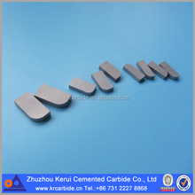Cutting tools products of carbide soldering, brazed, welding tips price for wood turning