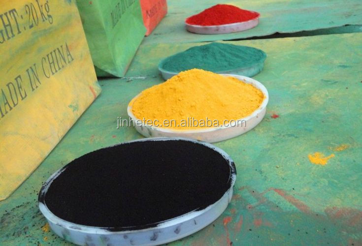 factory price of epoxy mica iron oxide paint for paint/coating,powder color pigment