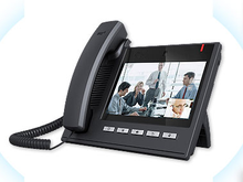 VOIP Touch screen Vedio IP Phone
