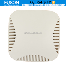 Indoor Ceiling Wireless AP 200mw POE Power Supply Full Hotel Wireless Signal Coverage
