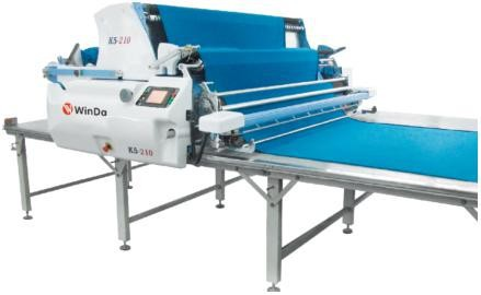 Winda fabric spreader machine