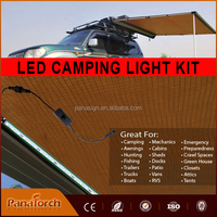 PanaTorch Outdoor Solar Waterproof Led Strip