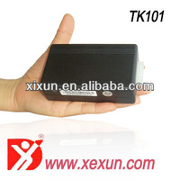 Xexun gps gsm tracker module quad band gps tracker navigator with SD card slot and remote control shut off engine
