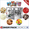 Stand-up Zip Lock Pouch Packing Machine