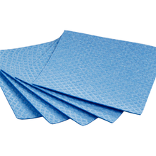 Dish cloth scouring pads,microfiber sponge cloth,nonwoven cleaning cloth