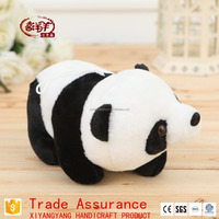 China cheap promotion gift plush panda soft toy