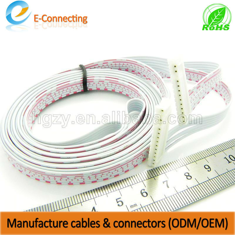 FFC Flat Cable Used for PC Cameras fiber optical cable