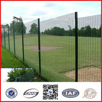 huahaiyuan metal wire fence ISO finery wire fencing high quality welded wire fence