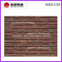 Fireproof & waterproof culture stone exterior & interior decorative wall cladding