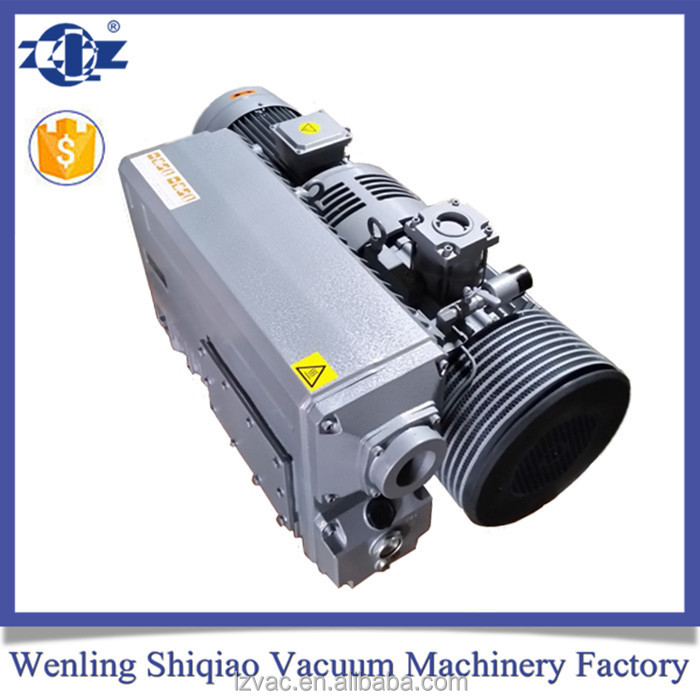 Made in china sv250 Central Medisystem Used Oil Lubricated Rotary Vane Vacuum Pump