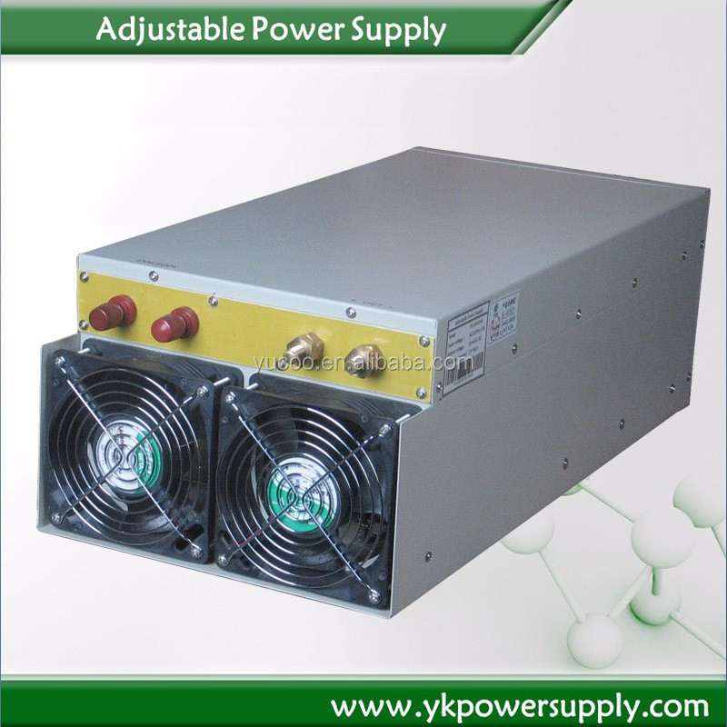 Variable switching mode 6kw ac dc power supply