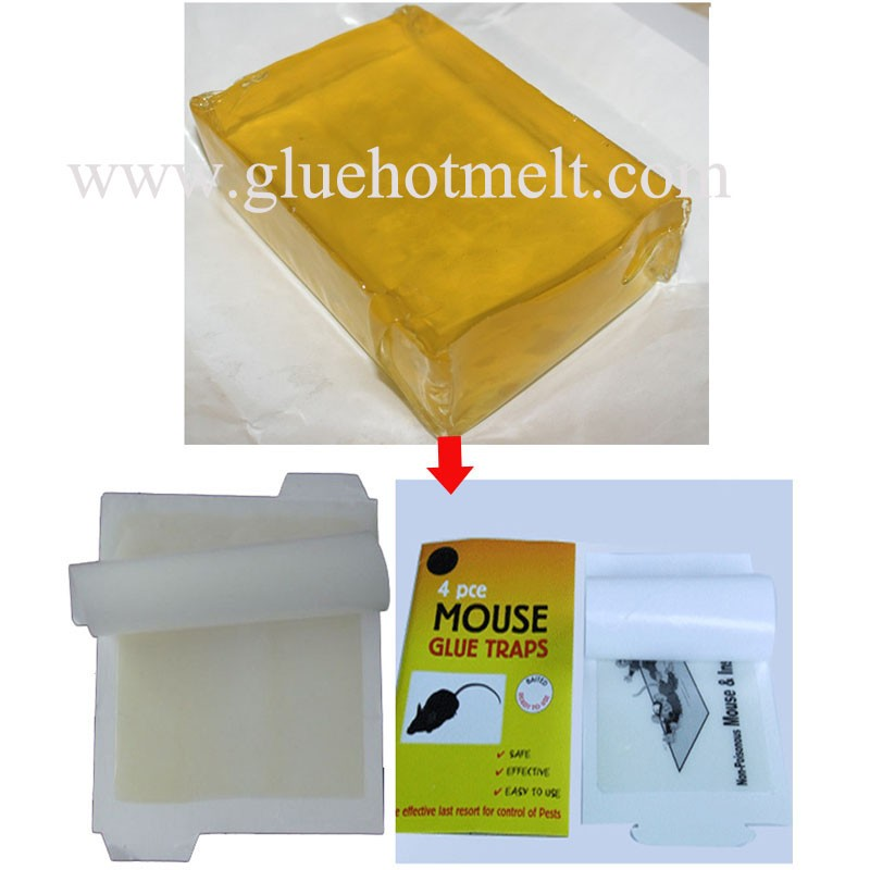 high strong sticky white glue semi liquid mouse glue rat glue fly glue