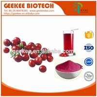 Natural cranberry fruit / cranberry extract powder for women health