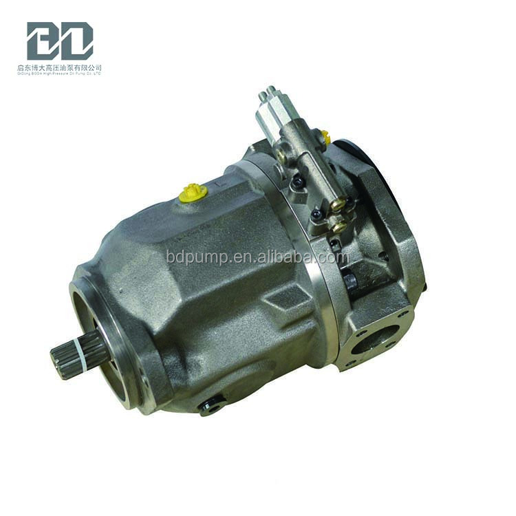 Hot selling easy operated hydraulic variable displacement closed piston pump