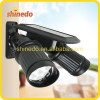 Wholesale Solar Powered Motion Motivated Dual Heads LED Solar Security Light with PIR Motion Sensor